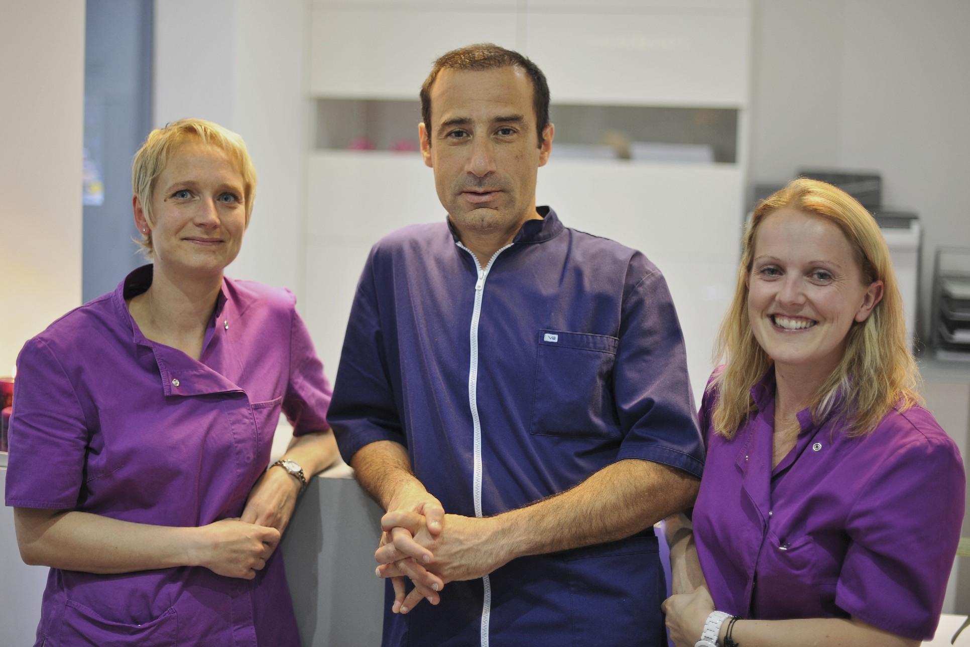 Votre dentiste Dr. Gil Levy et son équipe à Haguenau