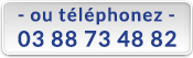 Appeler votre dentiste à Haguenau